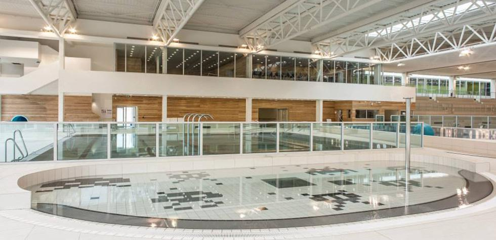 Centre aquatique noisy le grand for Piscine noisy le grand